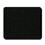 Pi to 1,000 Places Matrix Green Mousepad