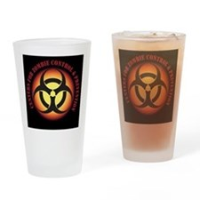 CENTER FOR ZOMBIE CONTROL and PREVENTION Drinking