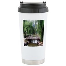 Asian garden, Travel Mug