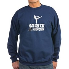 Savate is my Superpower Sweatshirt