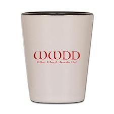 WWDD Shot Glass