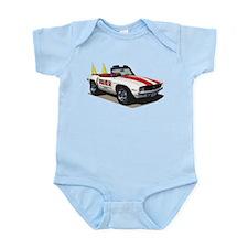 BabyAmericanMuscleCar_69_Cam_PaceCar Body Suit