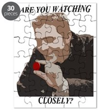 Watching Closely Puzzle