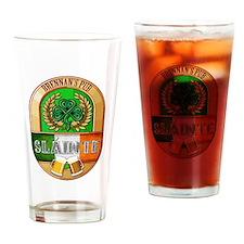 Brennan's Irish Pub Drinking Glass