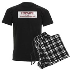 Forgive because God forgave you Pajamas