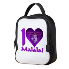 I (Heart) Malala Neoprene Lunch Bag