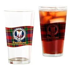 Preston Clan Drinking Glass