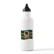 Pollock Clan Water Bottle