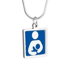 Breastfeeding Symbol Necklaces