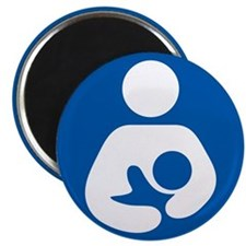 Breastfeeding Symbol Magnets