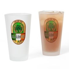 Collins' Irish Pub Drinking Glass