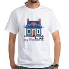 Poodle Lovers Gifts Shirt
