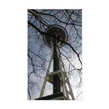 Space Needle Decal