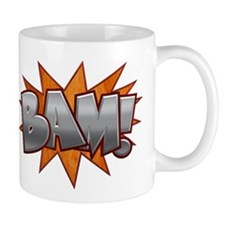 Inlay Bam! Mug