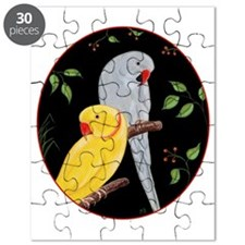 Indian Ringnecks Puzzle