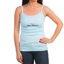 Mrs Always Right part of his and hers set Tank Top