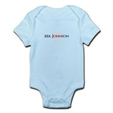 Own name Mr and Mrs set - Mr Body Suit