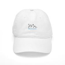 Customizable Mr and Mrs set - Mr Baseball Cap