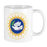 Cute Dove of peace Mug