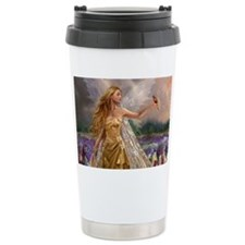 Fairy  Ceramic Travel Mug