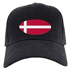 Danish Flag Baseball Hat
