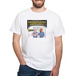 Prison Bitch Day White T-Shirt