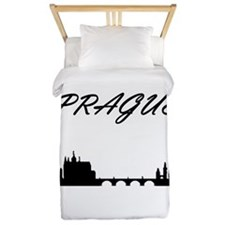 Prague Twin Duvet