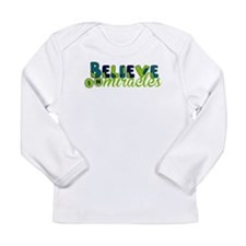 Believe in Miracles Long Sleeve T-Shirt