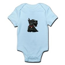 Scottish Terrier 1 Infant Bodysuit
