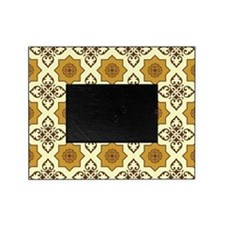 AMBER LOTUS Picture Frame