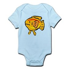 Cartoon Goldfish Body Suit