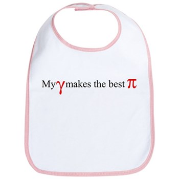 My Gamma's Pi Bib | Gifts For A Geek | Geek T-Shirts