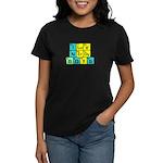 I LOVE NERDY BOYS T-SHIRT SHI Women's Dark T-Shirt