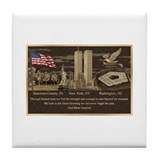 Tile 9/11 Coaster