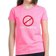 KEEP IT REAL T-SHIRT MATH SHI Tee