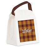 Tartan - Ulster dist. Canvas Lunch Bag