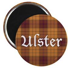 Tartan - Ulster dist. Magnet