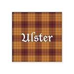 Tartan - Ulster dist. Square Sticker 3