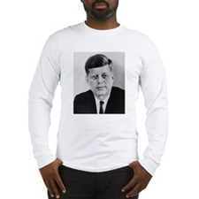 Cute Jfk Long Sleeve T-Shirt