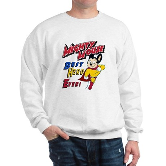 Mighty Mouse Best Hero Sweatshirt