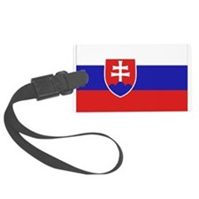 Slovakia Luggage Tag