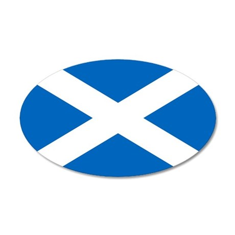 Scotland Wall Decal