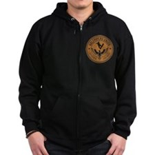 Copper Mtn Halfpipers Union 2 Zip Hoodie
