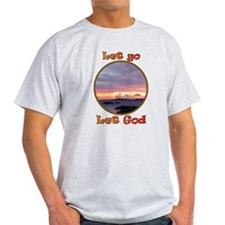 Let God Men's T-Shirt
