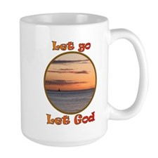 Let God Mugs