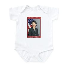 Condoleezza Rice Onesie