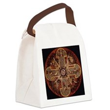 To Love Mercy Canvas Lunch Bag