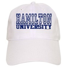 HAMILTON University Cap