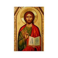 Christ the Teacher Rectangle Magnet