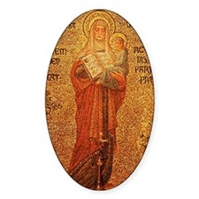 Saint Anne Decal